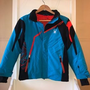 Spyder snow jacket -boys